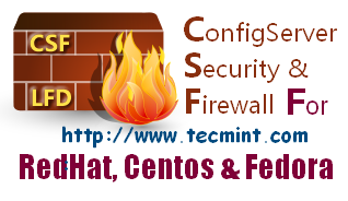 Install ConfigServer Security & Firewall in Linux