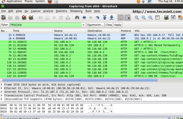 Wireshark  - 按||过滤(OR)条件