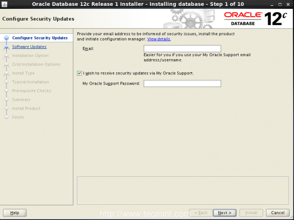 Oracle安全更新