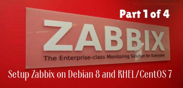 在Debian CentOS和Red Hat上安装Zabbix